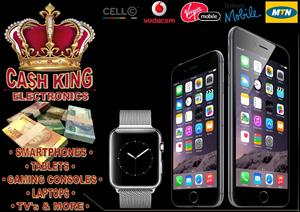 CASH KING ELECTONICS