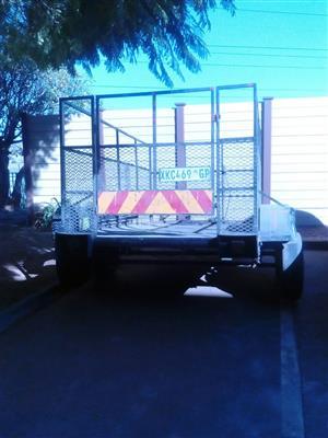 1.5 ton trailer