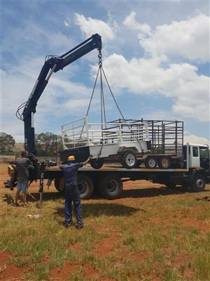 Crane Truck for Hire (Harding, Kokstad, Mount Frere, Port Shepstone)