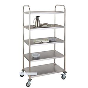 Tea Trolley 5 Tier