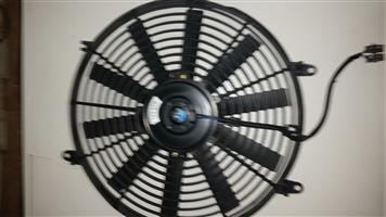 12 V radiator fan for sale