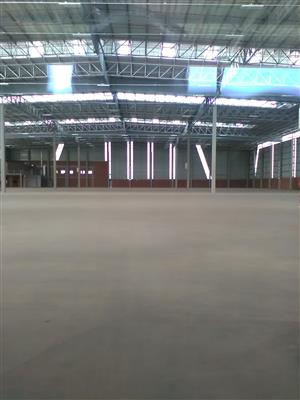 22 000m2 warehouse to let in Bedfordview