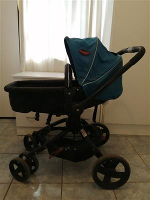 Chelino Twister stroller