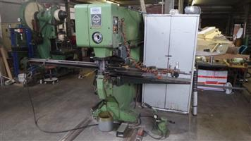 Punching and Nibbling Trumpf CS 75 machine for sale
