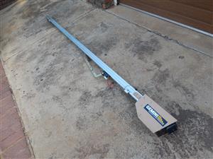 Gemini garage door opener complete  set of 2 with remote for sale
