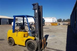 SELLING AND RENTING OF FORKLIFT MACHINES