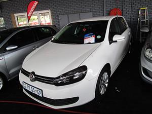 2012 VW Golf hatch GOLF VII 1.0 TSI COMFORTLINE