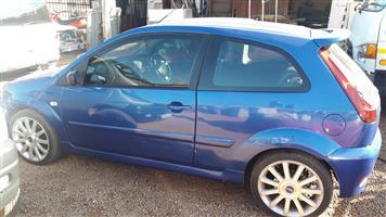 2008 Ford Fiesta ST