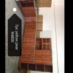 7pc kitchen unit on special