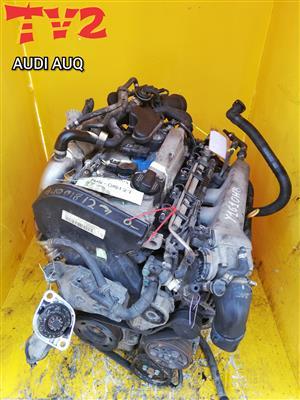 AUDI- AUQ ENGINE FOR SALE