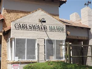 2 Bedroom Simplex to rent in Carlswald Manor - Midrand