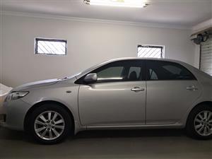 2008 Toyota Corolla 1.8 Advanced