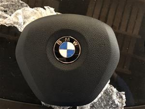 BMW f30 f20 steering airbag