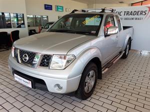 2012 Nissan Navara 2.5dCi KingCab XE