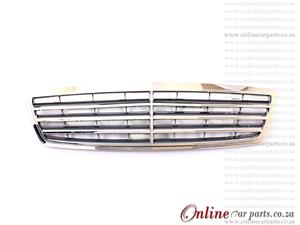 Mercedes Benz C230/C280 Chrome Grille With Frame Assembly 2005-2007