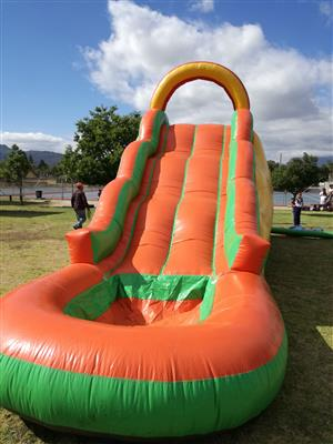 Jumping Castle wave slide