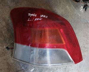 Toyota Yaris Tail Light