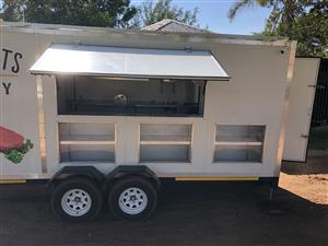 Buthery/Food Trailer