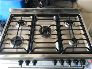 90cm Whirlpool Gas / Electric Cooker