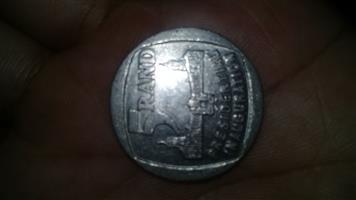 Nelson Mandela R5 coins for sale  East London