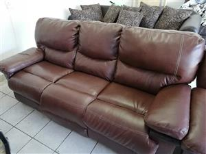 second hand recliner couch