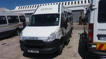 2014 Iveco Daily 50c17v15 23 Seat Bus