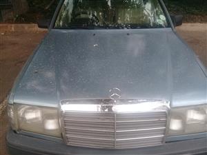 1990 Mercedes Benz 200E