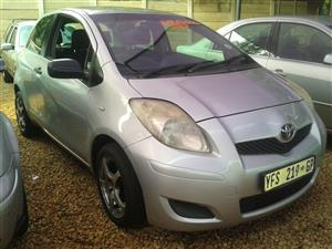 2009 Toyota Yaris 1.0 3 door T1