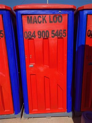 Portable Toilet Sales - Mack Loo