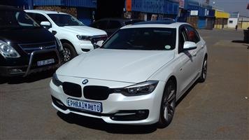 2012 BMW 3 Series 320i Sport