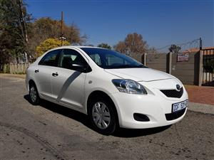 2010 Toyota Yaris 1.3 T3 sedan