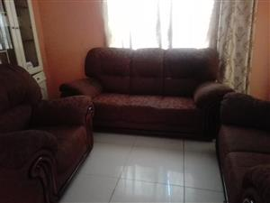 Lounge suite couches