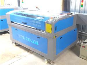 LC-9060/D90 TruCUT Standard Range 900x600mm Cabinet Type, Double Laser Head Laser Cutting