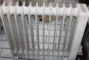 S033039E Oil heater #Rosettenvillepawnshop