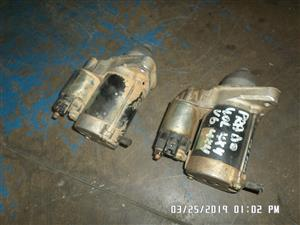 Toyota 4 liters starter motor for sale