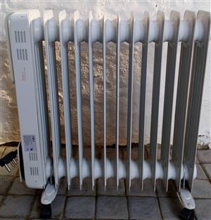 AIM 13 Fin Oil Heater