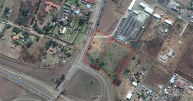 2X Vacant Adjoining Lands Sold as 1 in Brakpan