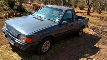1992 Mazda Rustler