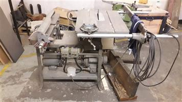 Woodworking machinery Rockwell