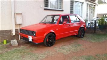 1989 VW Golf GTD
