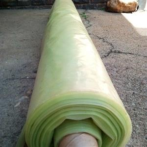 shadecloth and tunnel plastic for sale.