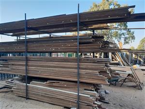 83mm Oregon flooring planks