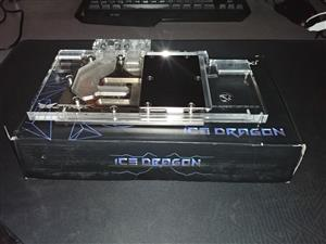 Asus 980Ti Strix 6gig Full cover Waterblock New | Junk Mail