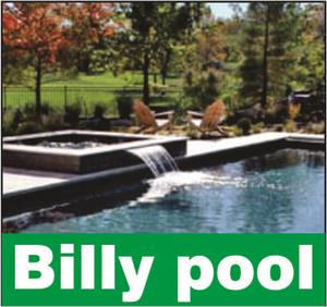 Billy Pool , Great Pool Specials For Summer Time