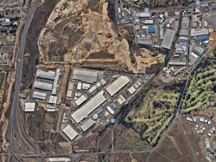 Industrial land for sale in Johannesburg