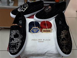 quqlity philip plien, Gucci, and nike sneakers available