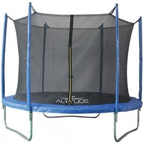 Seagull Altitude 10FT, 12FT and 14FT medium round trampolines