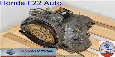 IMPORTED USED HONDA F22 AUTOMATIC GEARBOX