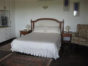 WATERS EDGE BED SITTER VILLA IN IDYLLIC SETTING SEA AND TWENI RIVER VIEWS R4300 PM IMM OCC
