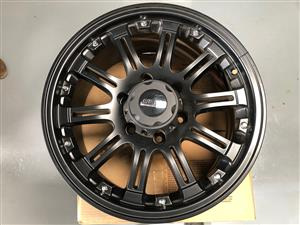"Mags SSW Stanford 17"" 6x139 PCD 8J"